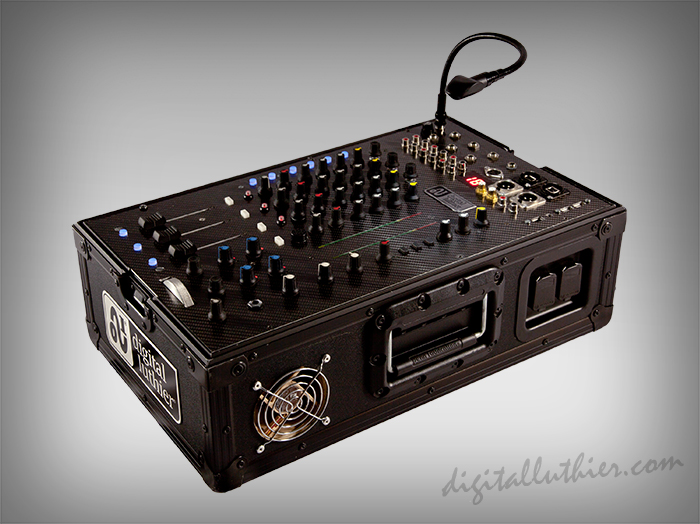 Customised mixer