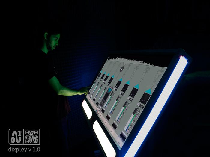 Control para actuaciones en vivo